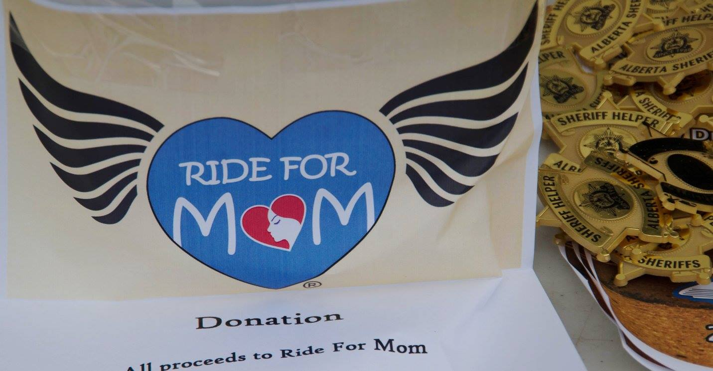 Ride for Mom at Blackjacks Roadhouse & Games Room May 13, 2017