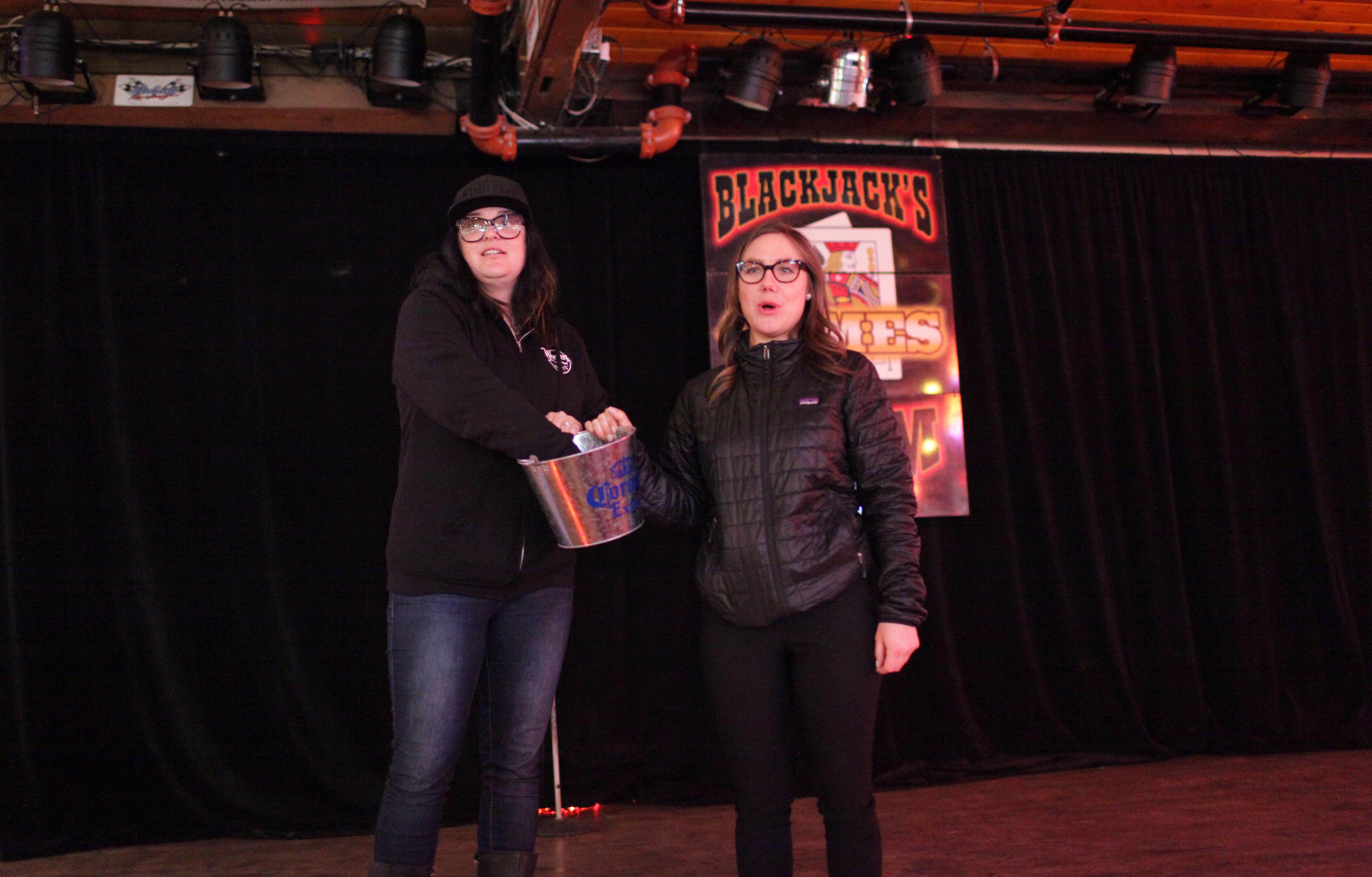 Ride for Mom at Blackjacks Roadhouse & Games Room