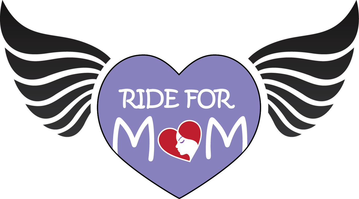 Ride for Mom logo